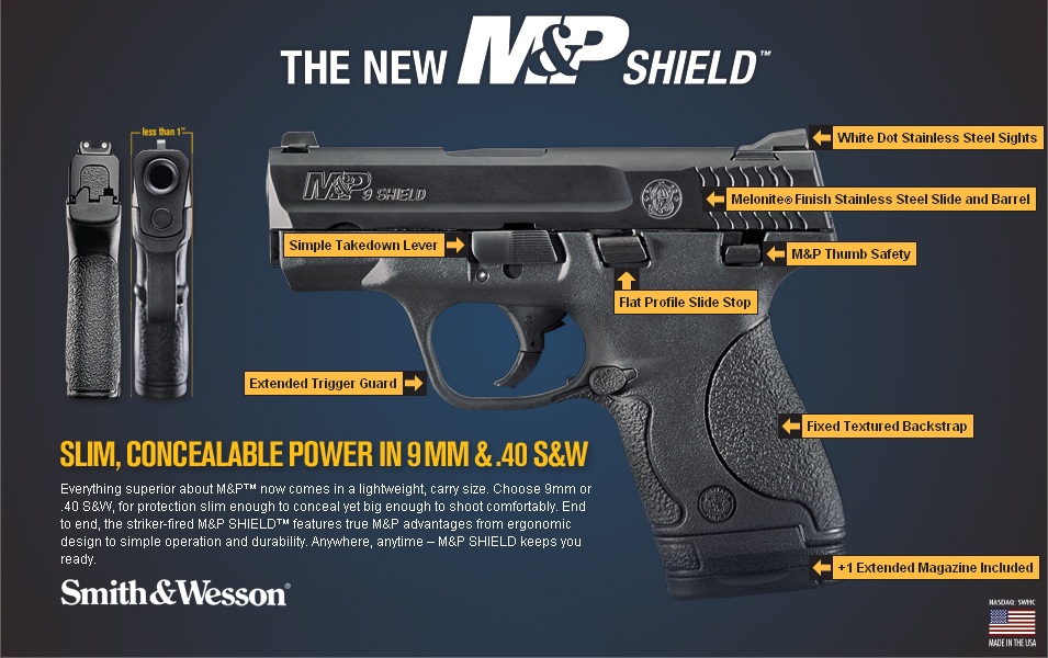 M And P Shield Laser Top 10 M&P Posts