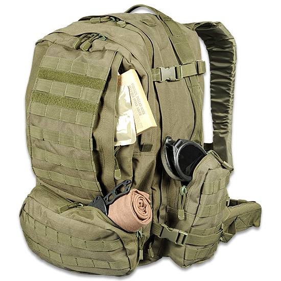 09b154724469 This makes the perfect bug-out pack as it holds all your essential survival  gear