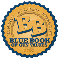 Blue Book of Gun Values Logo