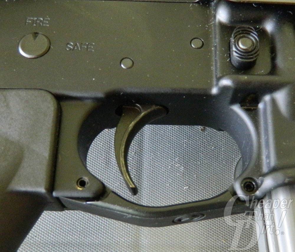 Daniel Defense M4 Extended Trigger Guard