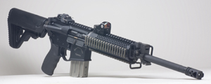 Rough estimates put the AR-15 as the most commonly owned firearm in America.