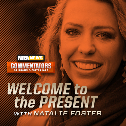 Natalie Foster: Welcome to the Present