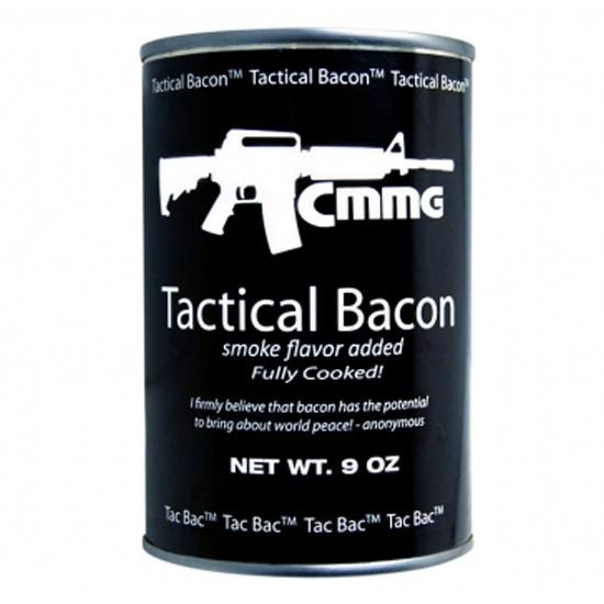 CMMG Tactical Bacon 9 Ounce Can