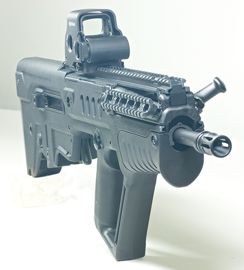 Tavor TR-21 556 Quartering Front Right 2128 copy