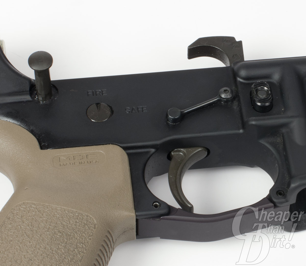 AR Lower Receiver