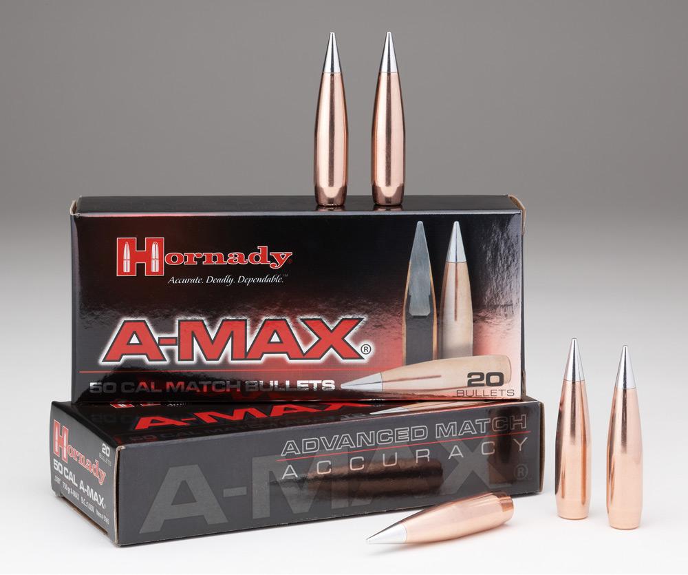 Hornady A-Ma Bullets