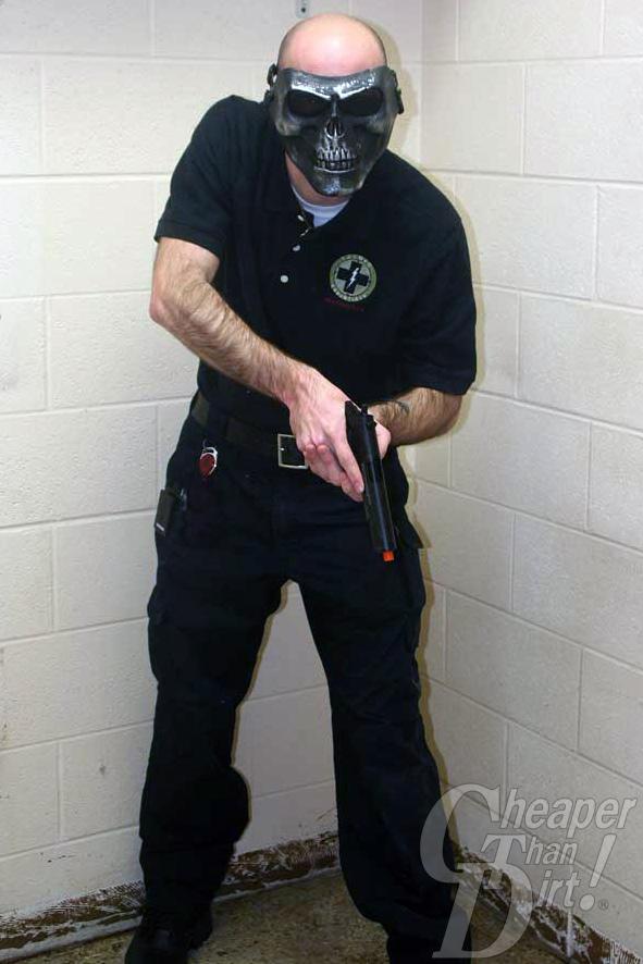 Masked Gunman