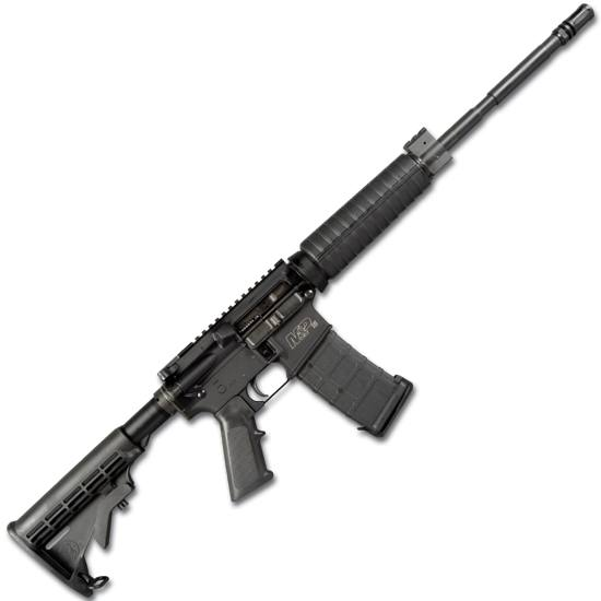 S&W M&P-15s come highly recommended from many AR shooters.