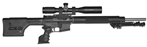 Fulton Armory AR-15 .223 Rem Rifle with scope