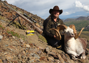 Colorado Buck takes down a trophy mountain sheep