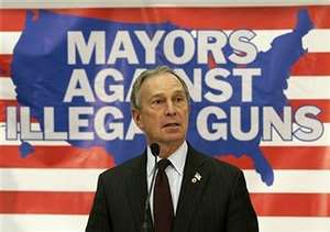 Bloomberg—Mayors Against Illegal Guns