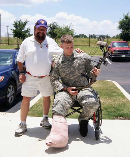 Tink-Nathan-With-Wounded-Vet