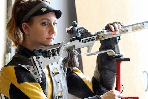 Amanda Furrer USA Shooting Team Member
