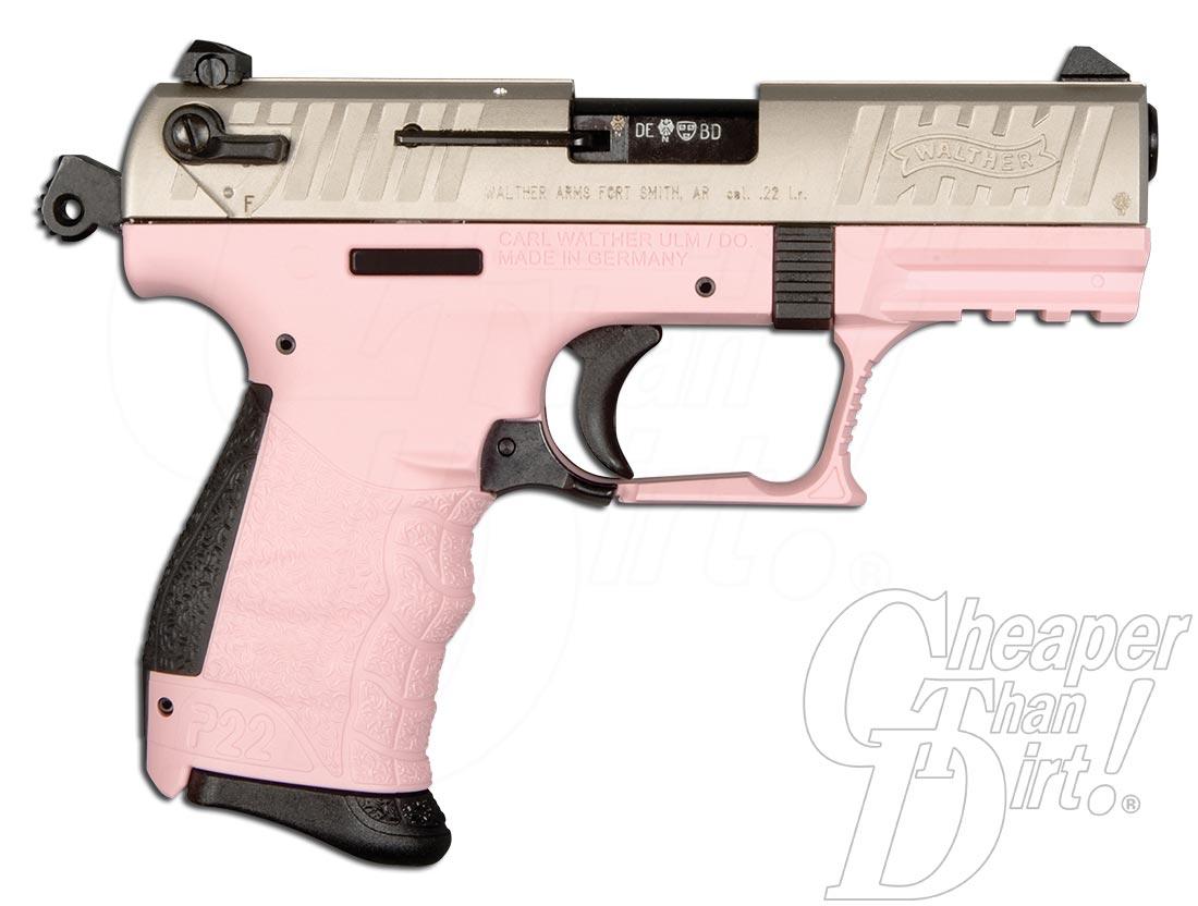 pink guns for women