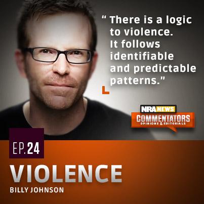 NRA Commentator Billy Johnson