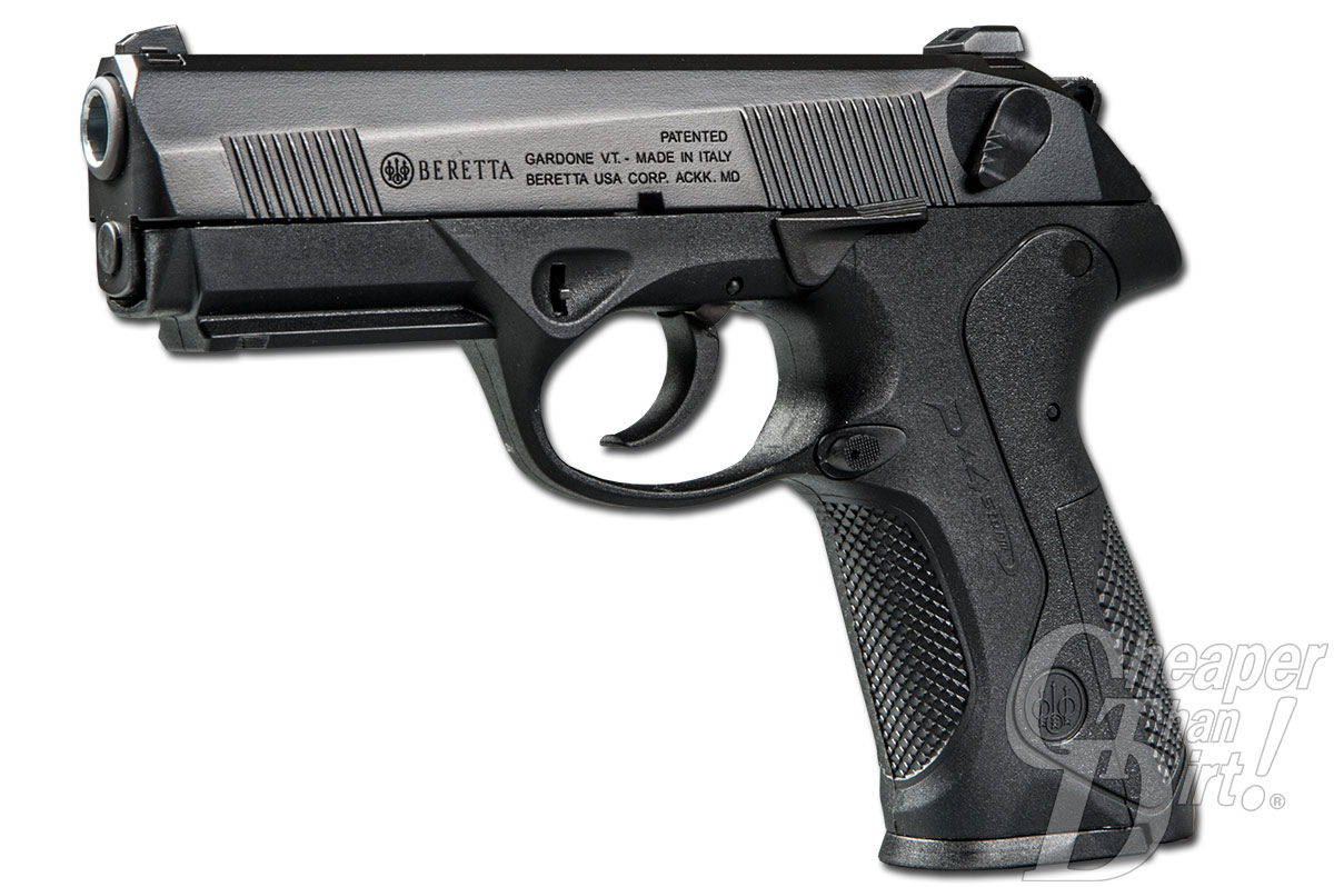 Beretta Storm PX4 Take Down Controls
