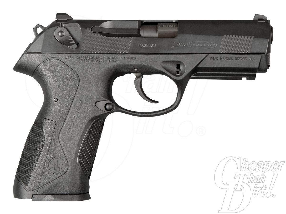 Beretta Storm PX4 pistol right hand view