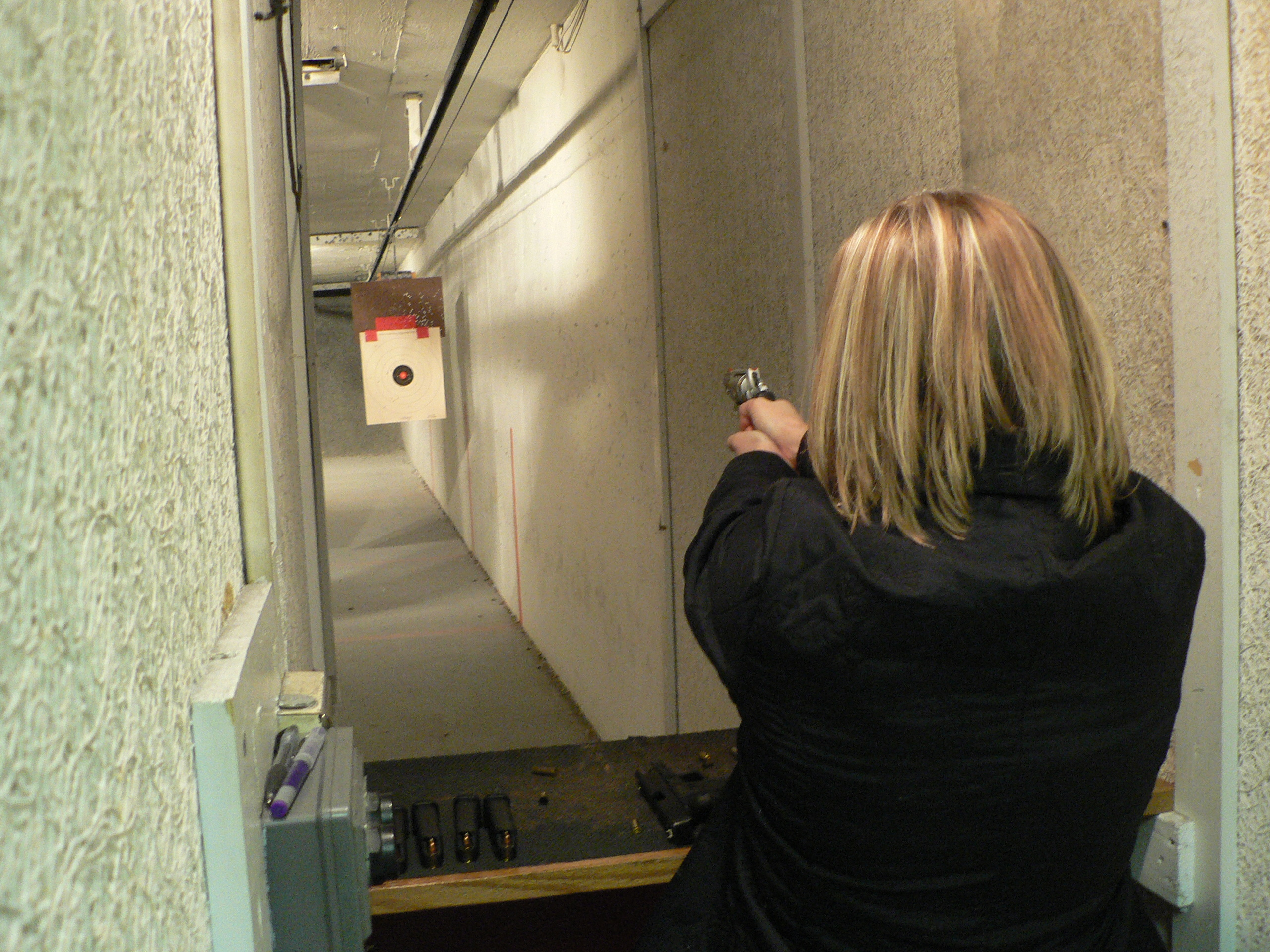 lead exposure is a concern for shooters—especially for the mothers.