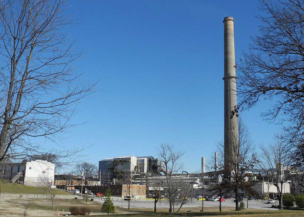Doe Run Lead Smelting Facility