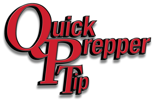 Cheaper Than Dirt Quick Prepper Tip