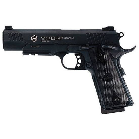 Taurus PT1911 semi automatic pistol in black