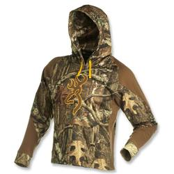 Browning Wasatch two tone hoodie