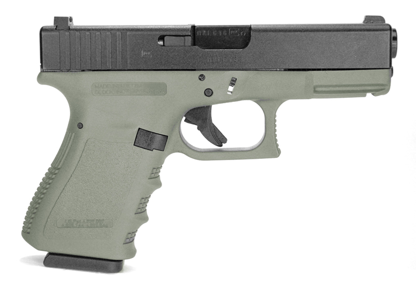 2006 G23 with OD Green Frame