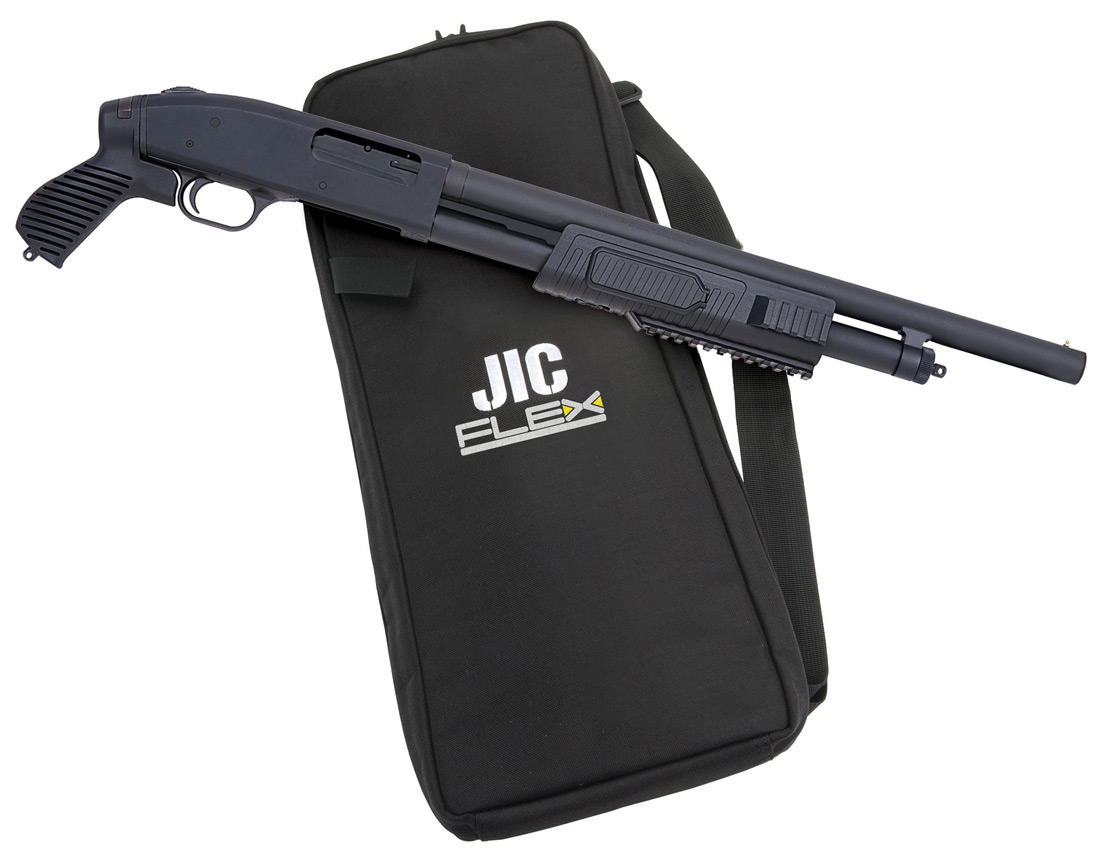 Mossberg 500 JIC Flex 57340 6-Shot 12 gauge shotgun