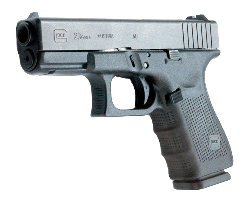 Why the Glock 23 Should be Your New Carry Gun