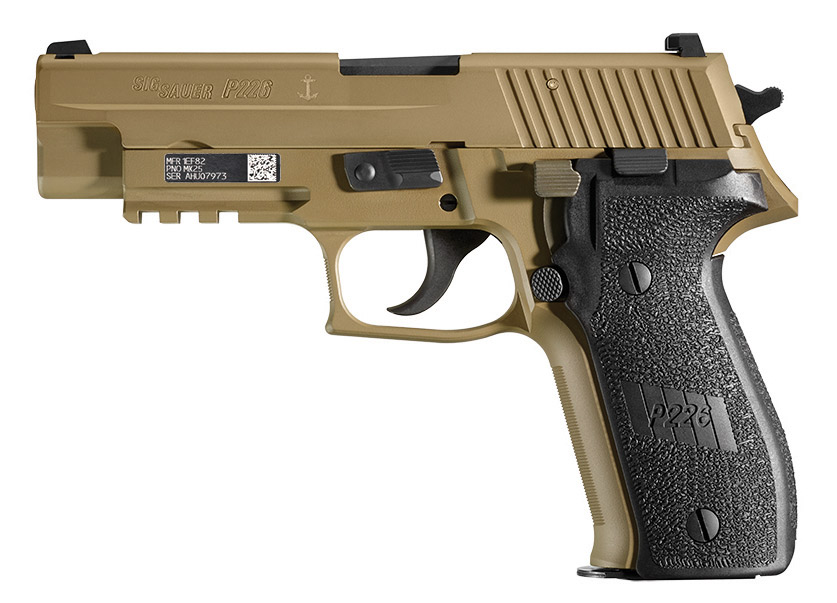 SIG Sauer M11-A1 Desert pistol