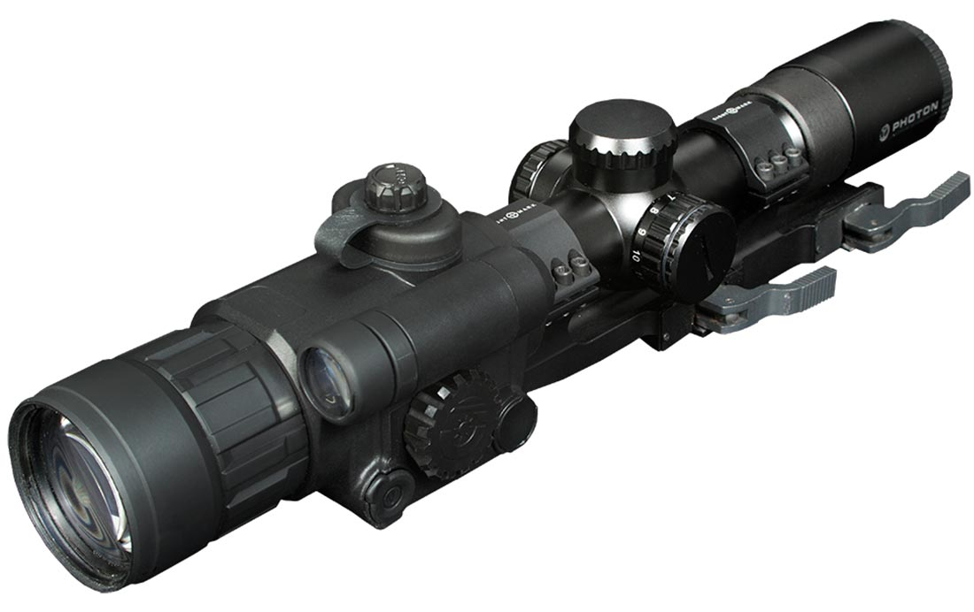 Sightmark Photon 5x42 night vision rifle scope