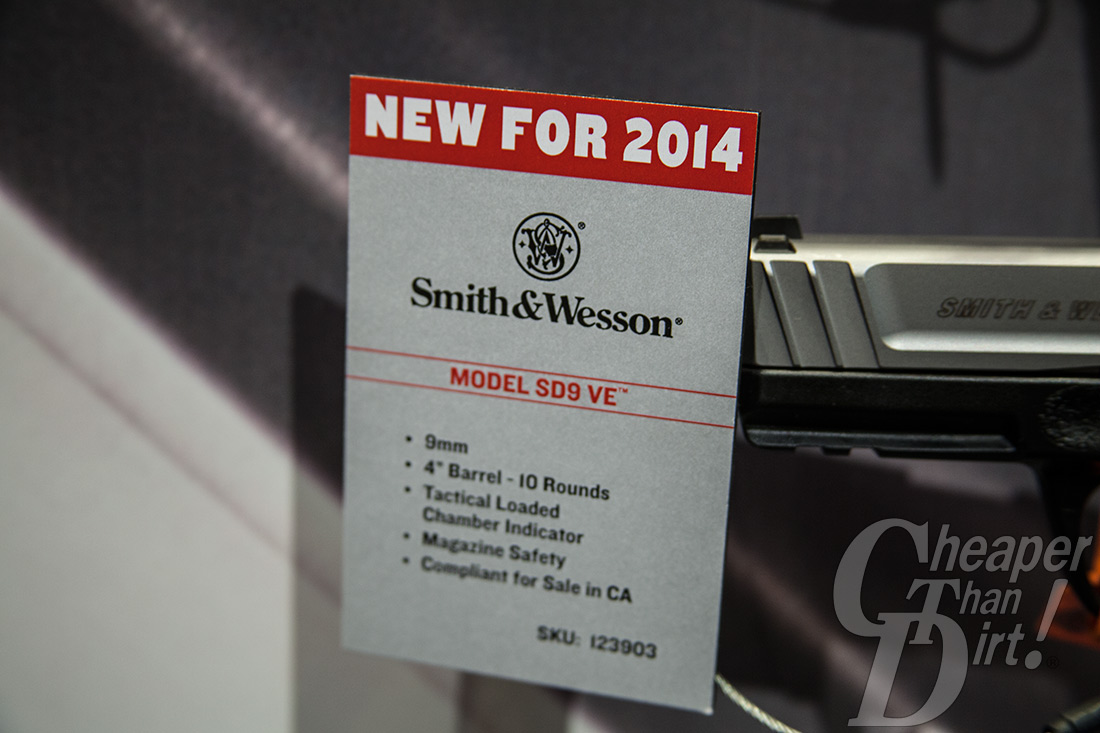 When Smith & Wesson released its Sigma line of pistols they were hailed as a fantastic inexpensive entry-level firearms.