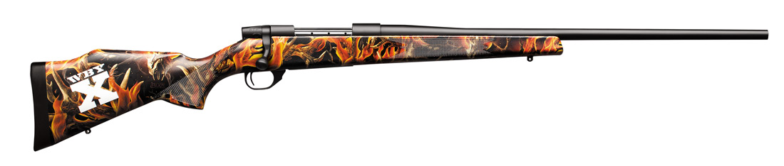 Weatherby WBY-X Blaze Rifle