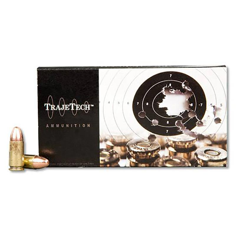 Trajectory Technologies 9mm Ammunition