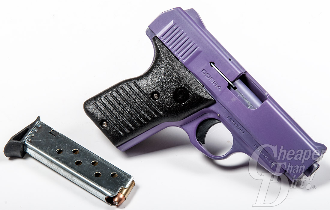 The Extremely Affordable Self-Defense .380 ACP You've Never Heard of: Cobra Enterprises Freedom Series
