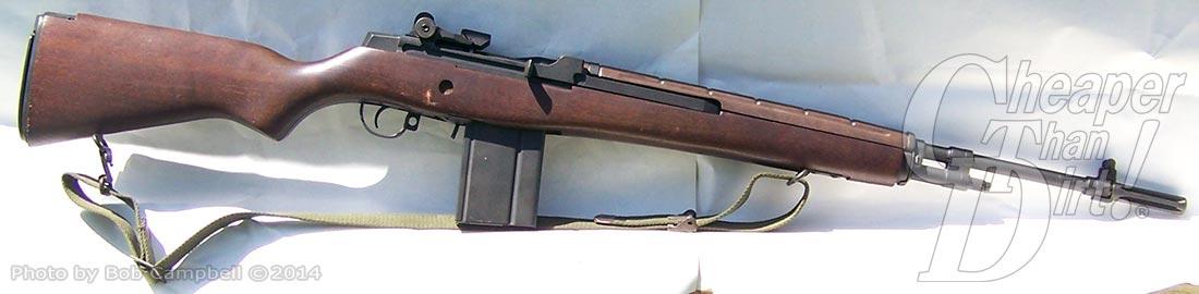 M1A Rifle