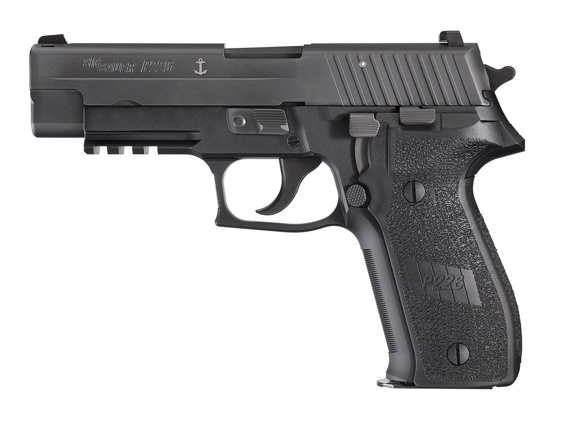 Range Report: The Navy Model P226, MK 25