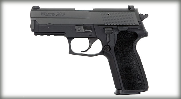 Range Report: SIG SAUER's Best Pistol-the P229