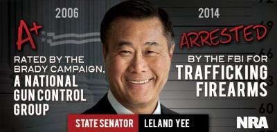 Disgraced California Senator Leland Yee