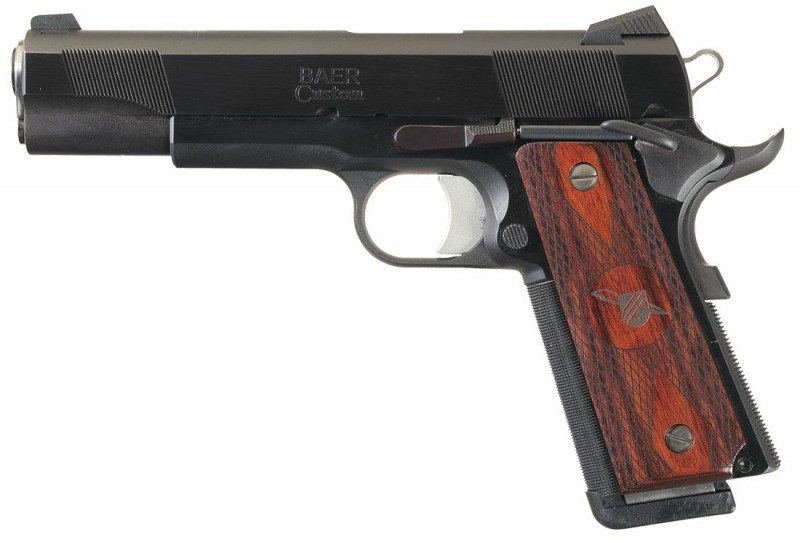 Rock Island Auctions 1911 Handgun