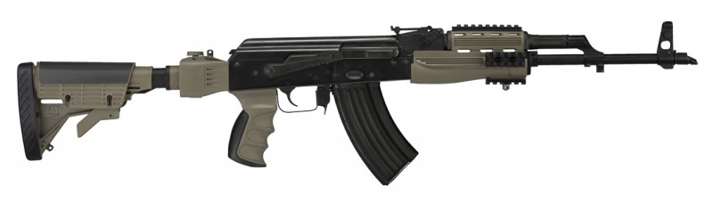 ATI Strikeforce Stock with Scorpion Recoil System
