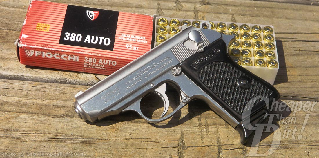 Art of the Gun: Walther PPK