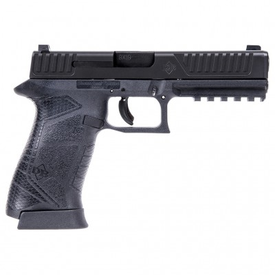 Picture shows Diamondback Firearms new DB FS Nine full-sized 9mm polymer pistol.
