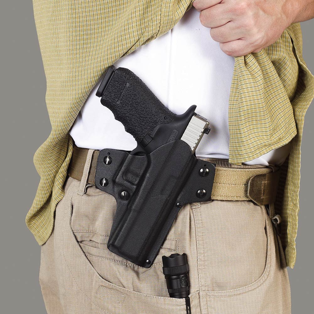 Concealed Carry Discreet But Well Armed