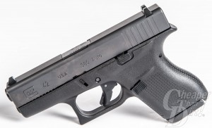 GLOCK 42 profile view