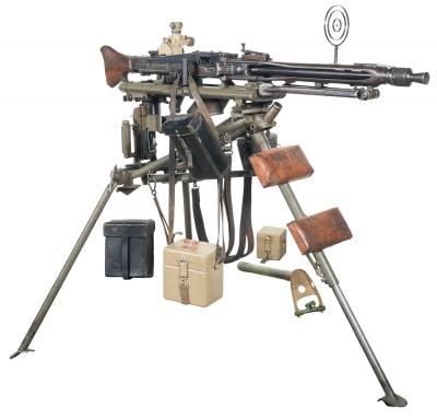 German MG-42 Machine Gun