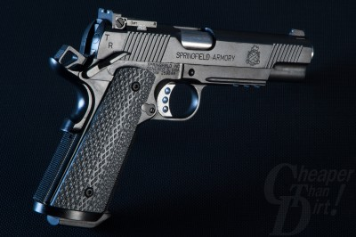 The Springfield Armory TRP