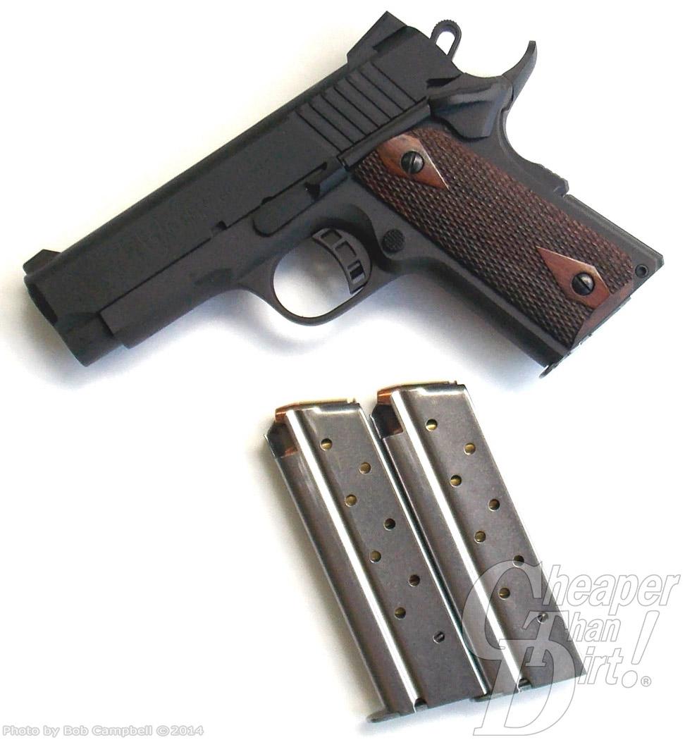 Range Report: Citadel 9mm 1911 Handgun