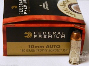 Federal Premium Trophy Bonded ammo
