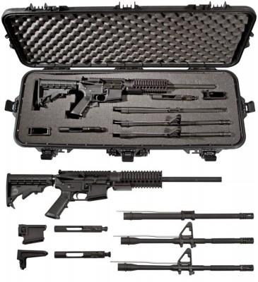 MG Industries Survival Package MARCK-15 rifle